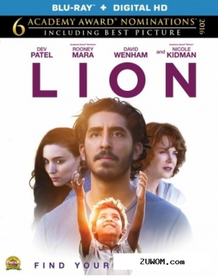 Лев / lion (2016) bdrip | лицензия