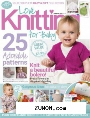 Love knitting for baby – september 2017