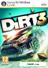 Colin McRae: DiRT 3 (2011/ENG/Skidrow/RePack by -Ultra-)