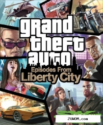 Grand Theft Auto 4 - Episodes From Liberty City [v1.1.1.0] (2010/RUS/ENG/Repack)