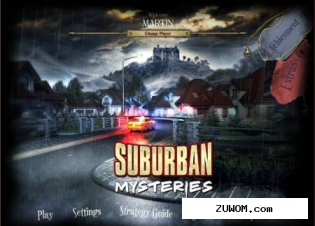 Suburban Mysteries (2012/ENG)