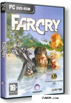 Far Cry (2004/ENG/RIP by TeaM CrossFirE)