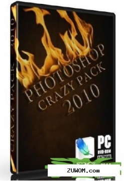Adobe Photoshop Crazy Pack (2010/RUS/ENG)