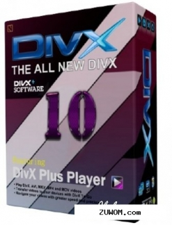DivX Plus 10.1.1 Build 1.10.1.523 ML/Rus