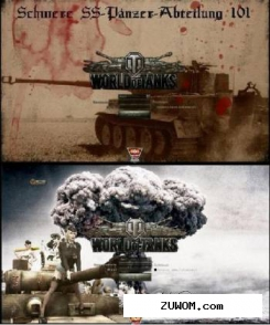 Мир Танков / World of Tanks 0.7.4 (2010/RUS/RUS/L)