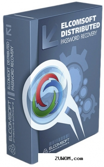 Elcomsoft Distributed Password Recovery 2.97.307
