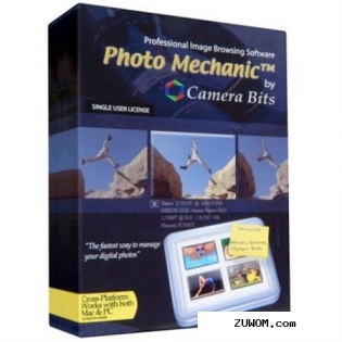 Camera Bits Photo Mechanic 4.6.9