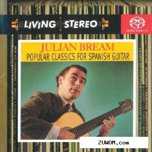 Julian Bream - Popular Classics for Spanish Guitar (2013)
