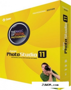 Zoner Photo Studio Professional 11.0.1.9