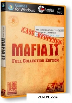 Mafia II - Full Collection Edition v1.1 (2010/RUS RePack от R.G. UniGamers)