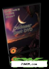 Redmeer Boot DVD x32 x64 11.0701 Build 31