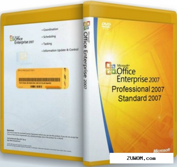 Microsoft Office 2007 with SP2 Select Edition v2 Russian