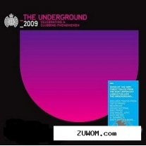 Ministry Of Sound The Underground 2009 - 3CD (2008)