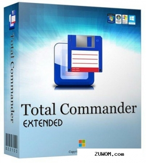 Total Commander v 8.01 Extended 6.4 Rus + Portable