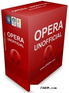 Opera Unofficial v 12.12 Build 1738 Final (2013/RUS)