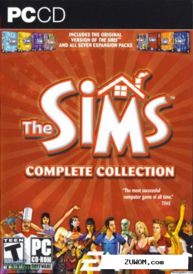 The Sims 3 Collection 9in1 / The Sims 3 Коллекция 9в1 [9.0.73.012001] (2011/RUS/RePack by Sbalykov)