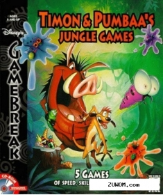 Timon & Pumbaas