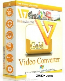 Freemake video converter gold 4.1.9.22