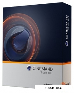 Maxon cinema 4d r13.016 build rc45040 retail iso (win/Mac) multilingual