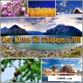 New nature hq wallpapers 2011