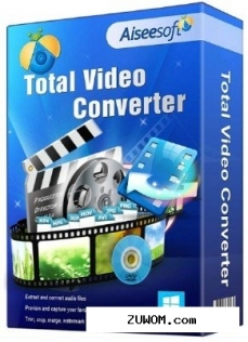 Aiseesoft total video converter 8.1.10 + rus