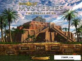 Jewel quest mysteries 4: the oracle of ur - collectors edition (2012)