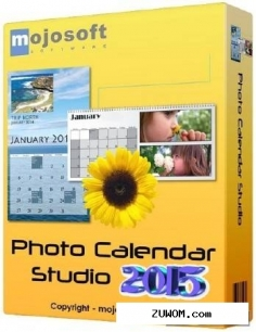 Mojosoft photo calendar studio 2015 1.18 dc 26.11.2014