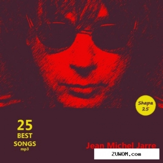 Jean michel jarre - 25 best songs (2015)