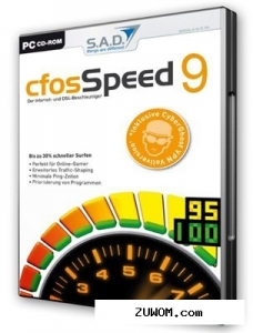 Cfosspeed 9.05 build 2061 beta