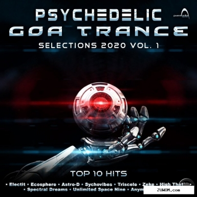 Альбом  psychedelic goa trance perfections 2020 top 10 hits parabola, vol. 1 (2019)