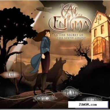 Age of enigma: the secret of the sixth ghost (2011/Eng/Beta)